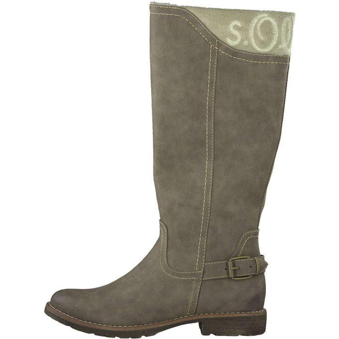 Μπότες S.OLIVER / 26620-2 3