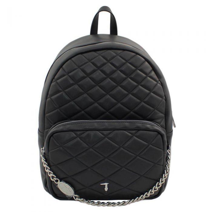 Trussardi - Daisy Backpack Smooth PU Quilting - 75B01117 1
